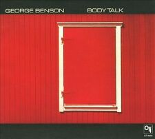Body Talk by George Benson (Guitar) (CD, Jun-2011, Masterworks Jazz)