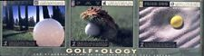 """Golf Puzzle 3' """"Golfology"""" Humorous Golf Terms & Images"""