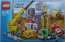 Lego Town City 7633 Construction Site New Sealed