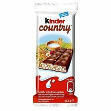 Ferrero KINDER COUNTRY Chocolate Bar 23.5 grams