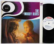 The Moody Blues       The great        Belgium      Deram  DA 159y       VG+ # K