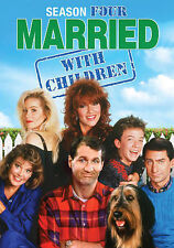 Married...With Children - The Complete Fourth Season (DVD, 2014, 2-Disc Set)