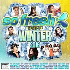 So Fresh The Hits Of Winter 2016 Various Artists New/Sealed**FREE POSTAGE