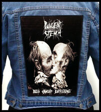 PUNGENT STENCH  --- Giant Backpatch Back Patch /Impetigo Carcass Xysma Abscess