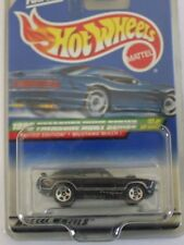 1999 Hot Wheels Treasure Hunt Series #11 - Mustang Mach 1 - w/Protecto Pak