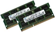 2x 4GB 8GB DDR3 RAM 1333Mhz Panasonic Toughbook CF-19B Mk5 Samsung
