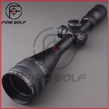 "Firewolf ""Hawke"" 4-16x50mm Long Range Tactical Rifle Scope"