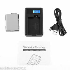 Top Quality Camera Battery charger for Canon LP-E5 KISS F X2 X3 REBEL XS XSi T1i