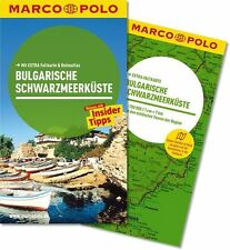 !! Bulgariische Schwarzmeerküste UNGELESEN 2013 Reiseführer Marco Polo Bulgarien