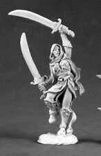 Mi-Sher Dervish Warrior Reaper Miniatures Warlord Fighter Rogue Ranger Melee