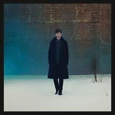 JAMES BLAKE - OVERGROWN CD ALBUM (APRIL 8th)