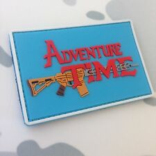 Tactical Outfitters - Adventure Time PVC Morale Patch