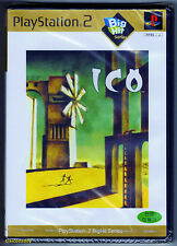 PS2 Ico (2004) NTSC J, Korean Big Hit Series, Brand New & Sony Factory Sealed