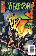 Marvel Comics Weapon X #2 April 1995 Age Of Apocalypse Wolverine VF
