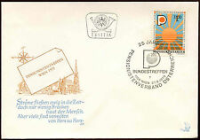 Austria 1975 NAtional Pensioners Association Meeting FDC First Day Cover #C14832