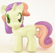 SWEETIE BELLE My Little Pony FRIENDSHIP IS MAGIC PVC TOY Figure CUP CAKE TOPPER!