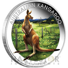 2014 AUSTRALIA KANGAROO – WORLD MONEY FAIR – BERLIN COIN SHOW SPECIAL – SOLD OUT