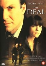 THE DEAL DVD CHRISTIAN SLATER SELMA BLAIR NIEUW