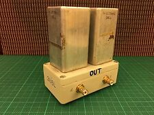 Western Electric 285L MC Step-up Transformers for Neumann DST EMT TSD Ortofon