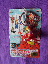 "NEW! ONE PIECE NAMI KIMONO Keyring / 1.2"" 3cm PVC SOLID FIGURE UK DESPATCH"