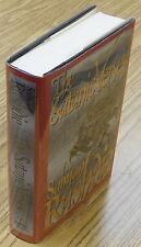 "Salmon Rushdie.  THE SATANIC VERSES.  1st HC/DJ.  The ""Controversial"" Novel! F/F"