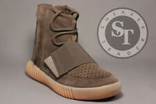 ADIDAS YEEZY BOOST 750 BY2456 KANYE WEST CHOCOLATE BROWN GUM DS SIZE: 7