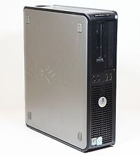 Dell Optiplex 760 PC Computer Intel 2GB 160GB HDD Radeon HD Vista COA NO OS