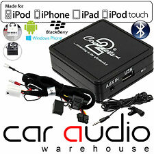 VW Touareg 2005 On Bluetooth Music Streaming Handsfree Car AUX In CTAVGBT009