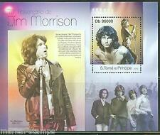 SAO TOME 2013  70th BIRTH ANNIVERSARY OFJIM MORRISON  SOUVENIR SHEET NH