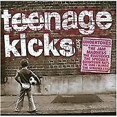 Various Artists - Teenage Kicks [CD madness the damned the clash sex pistols )