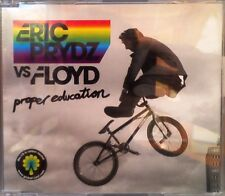 Eric Prydz Vs Floyd - Proper Education CD Single 2006 (Pink Floyd Sample)