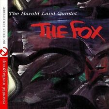 Fox - Harold Land (2013, CD NEUF) CD-R