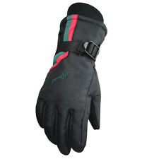 Women Ladies Winter Skiing Ski Snowboard Snow Cycling Outdoor Windproof Gloves