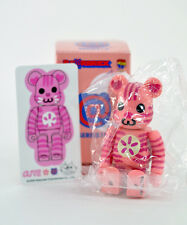 Bearbrick S19 Cute series 19 be@rbrick 100% Pink Cat