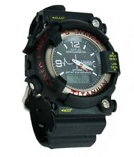 Brand new Stylish S Shock Analog & digital Wrist watch for Men With Alarm