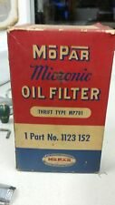NOS 1934-1956 Mopar oil filter Plymouth Dodge Truck dodge desoto chrysler