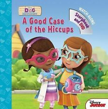 Doc Mcstuffins a Good Case of the Hiccups : Book with DVD by Disney Book...
