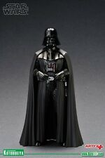 "kOTOBUKIYA Star Wars Darth Vader ArtFX Empire Strikes Back Statue 8"" 2011 Rare"