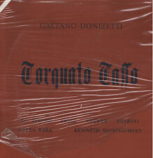 Donizetti TORQUATO TASSO Du Plessis Price Brewer Snarski 2 LP Raritas 9 sealed