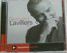 MASTER SERIE /VOL.2 (best of)  - LAVILLIERS BERNARD (CD)  NEUF SCELLE
