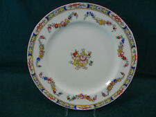 "Minton Rose A4807 Round Smooth Edge Older 9"" Luncheon Plate(s)"
