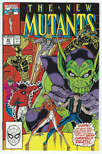 1990-91 The New Mutants (5 book set/#92,93,94,99,100) *FREE SHIPPING