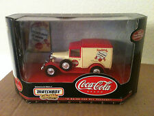 "1999 MATCHBOX 1930 FORD MODEL A DEL.TRUCK DIE CAST 4"" L 1:43"