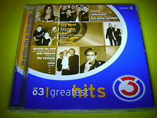 Ö3 GREATEST HITS 3 - ROXETTE CHER JOAN OSBORNE BEE GEES NANA THE CONNELLS CEDRIC