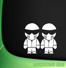 STIG CORSA FIESTA VW VINYL DECAL WINDOW CAR STICKER