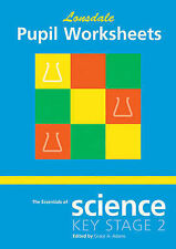 Science: Pupil Worksheets by Lonsdale Revision Guides (Paperback, 2000)