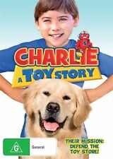 Charlie A Toy Story - DVD ss Region 4 Good Condition