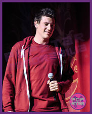 Cory Monteith Glee LIVE Tour 8x10 Photo Concert Picture Finn Hudson 5