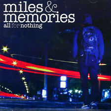All For Nothing - Miles & Memories CD WALLS OF JERICHO TEROR WOLF DOWN CURRAHEE
