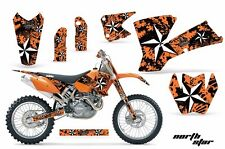 AMR Racing KTM C1 SX SXS EXC MXC Graphics Kit Bike Decal Sticker Part 01-04 NS O